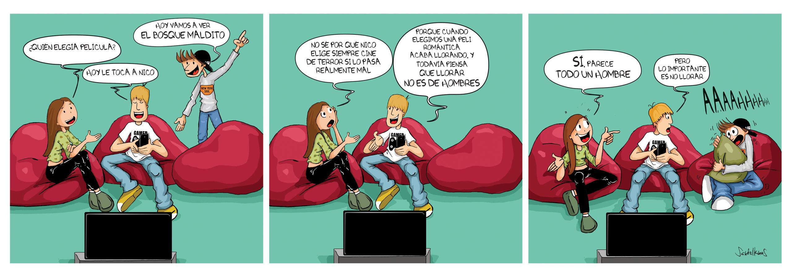 comic feminismo