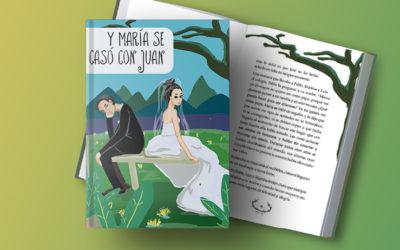 Cuento de Symetrías: Y María se casó con Juan