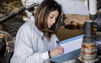 """Diana Trujillo, directora de vuelo de la misión 'Perseverance': """"Algo de vida tiene que haber en Marte"""""""