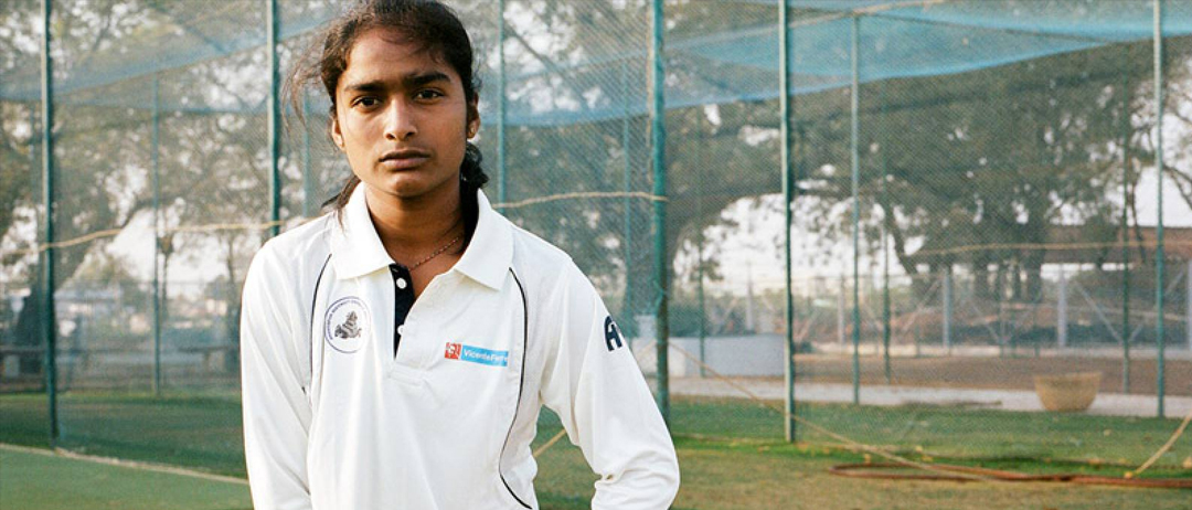 Anusha: Los chicos me dicen, '¿cómo es posible que nos gane una chica?'
