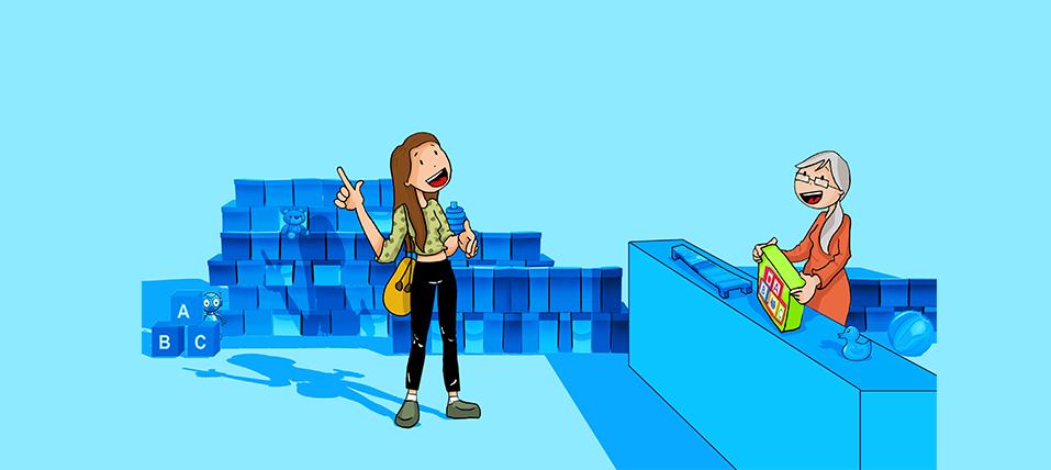 Nueva tira cómica de Symetrías: Contra los estereotipos sexistas