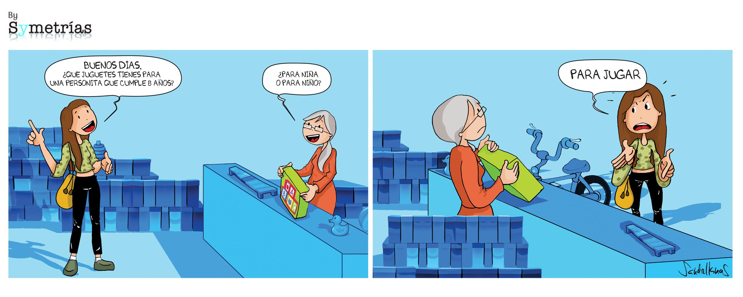 comic feminista