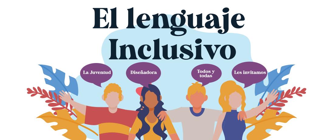 Nueva Infografía de Symetrías sobre el lenguaje inclusivo