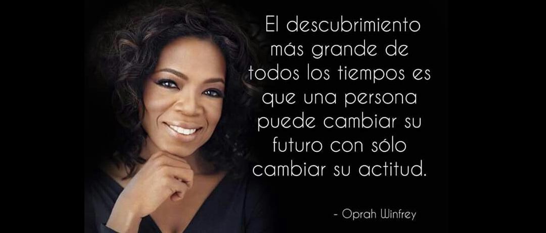 Mujer del mes de Symetrías: Oprah Winfrey, feminista e influyente