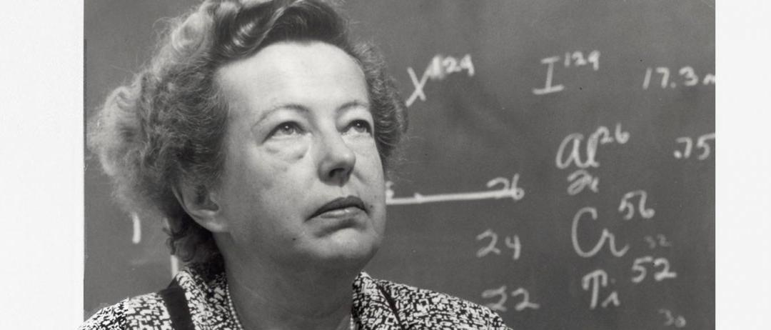 La mujer que llegó al corazón del átomo