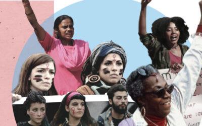 Explore el activismo de las mujeres desde las generaciones pasadas hasta el presente